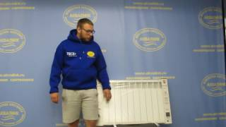 видео Биметаллический радиатор Royal Thermo BiLiner 350
