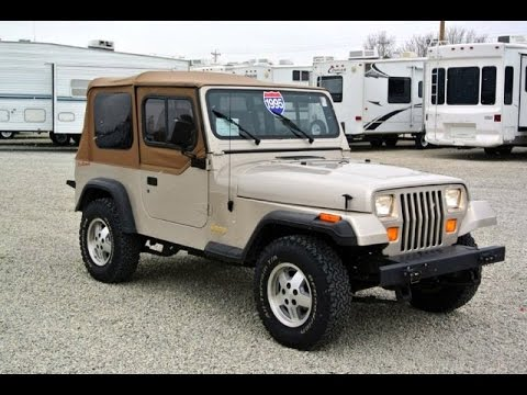 Jeeps For Sale In Ohio >> 1995 Jeep Wrangler Rio Grande For Sale Dayton Troy Piqua Sidney Ohio