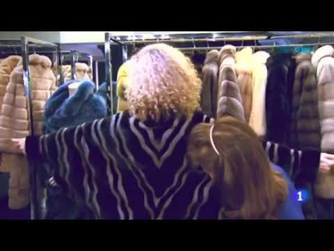 Piedad De Diego - Peletería Madrid - Flash Moda   01 02 15, Flash Moda   RTVE Es A La Carta