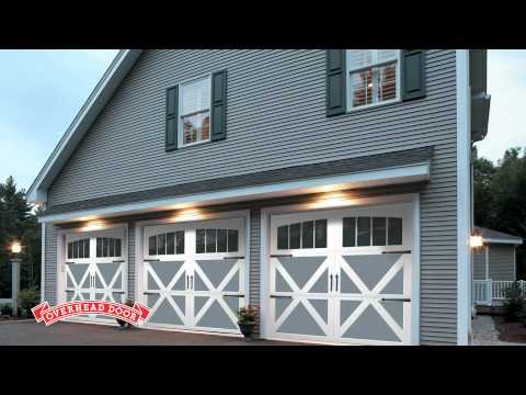 Garage Door Styles |  Tips for choosing the best style for your home