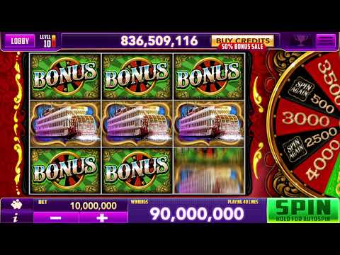 Free Casino Slot Games With Bonus Games