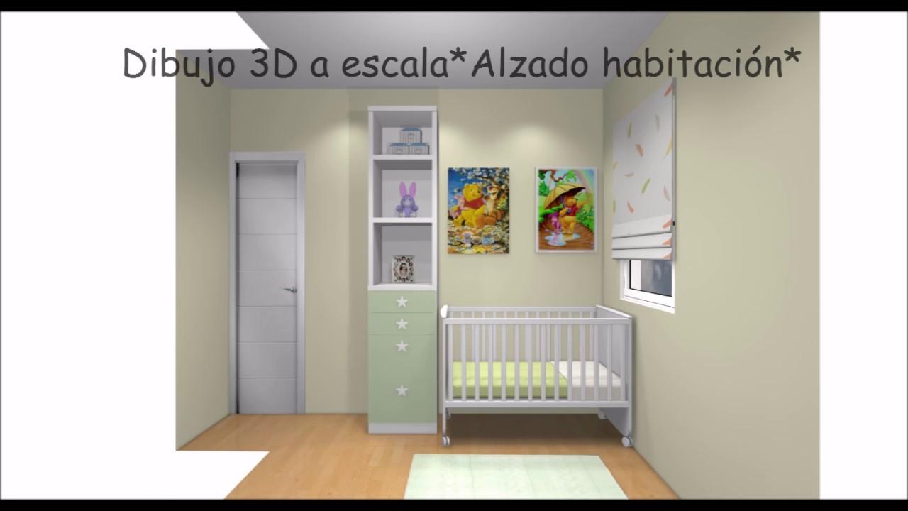 No es magia son camas abatibles horizontales para habitaciones peque as youtube - Literas para habitaciones pequenas ...