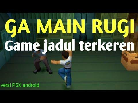 GA MAIN RUGI''Nostalgia bermain game jadul terkeren versi psx android-Mobile Games
