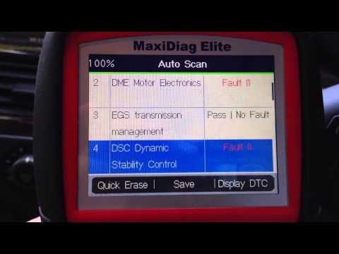 Autel 708 Maxidialog vs Autel MD 802 Elite