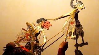 PERANG KEMBANG - Wayang Kulit Purwa - Ki Puthut Nugroho - Javanese Shadow Puppet [HD]
