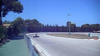 Go-Kart Majorca dreaming of the big time private