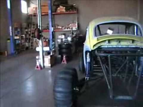 Ben's 65 VW baja long travel by Hawkswish