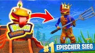 DURR BURGER BOSS CHALLENGE! | Fortnite Battle Royale