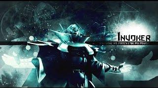 Дота 2 Инвокер (Invoker) - Arteezy ТОПОВЫЙ Инвокер , тактика, тима, рампага, скилы .