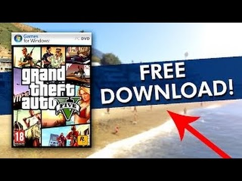Gta 5 pc download for free (download grand theft auto v full.