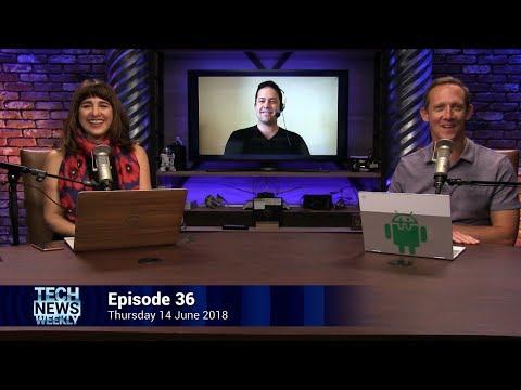Tech News Weekly 36: Caught Riding Nerdy