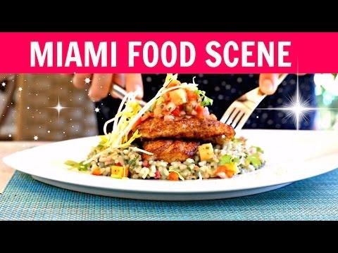 Miami Beach Food Scene