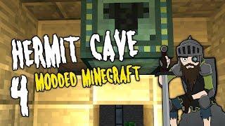 Hermit Cave: 4   Draconic Mob Farm!   Modded Minecraft