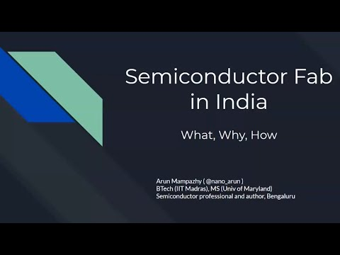 Semi-Conductor Industry In India: Can India Realise Its Dream Of Manufacturing Chips | Digital Fab