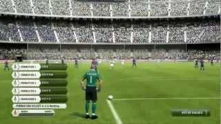 FIFA 13 | E3 Kinect Demo | Gameplay