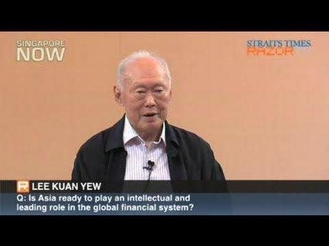 Lee Kuan Yew on Mahatma Gandhi