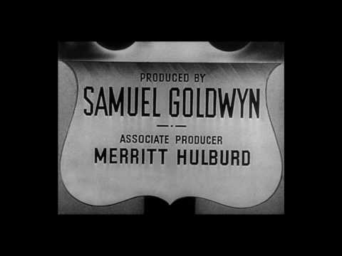 Dead End (1937)   Opening Credits