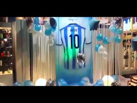 Lionel Messi's Wedding   Official Video MUST WATCH!  Argentina hosts 'wedding of the century'