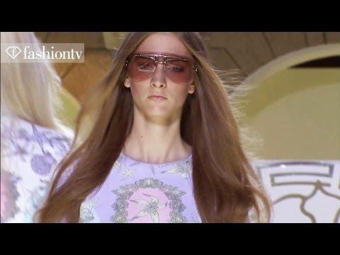 Designers at Work - Donatella Versace Imagines A Self-Seducing Woman for Spring 2012 | FashionTV FTV