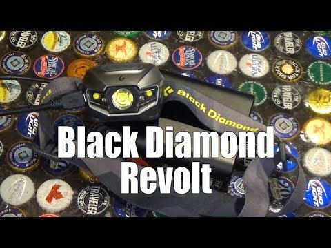 Black Diamond ReVolt Headlamp Review
