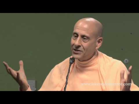 Karma   actions and reactions  - Radhanath Swami