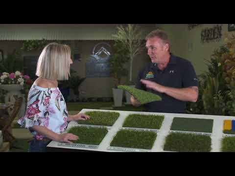 All Seasons Synthetic Turf Home In WA TV Show New Pet Lawn
