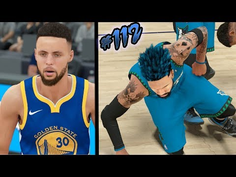 nba-2k18-mycareer-s2---steph-curry-broke-my-ankles!!!-ep.-112