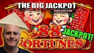 🏮FILLIN' THE POT on 88 FORTUNES with a MAJOR JACKPOT WINNER! 🏮