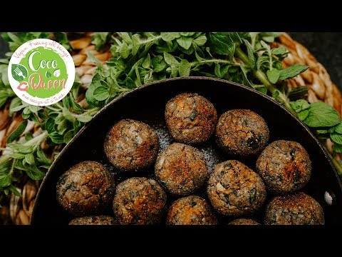 Vegan Meatballs | How To Make