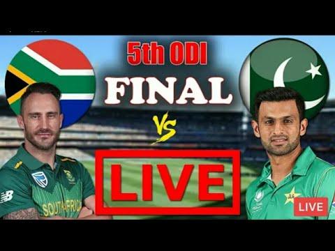 Pak Vs SA 1st ODl Live | Ptv Sports Live Streaming| Ten Sports Live