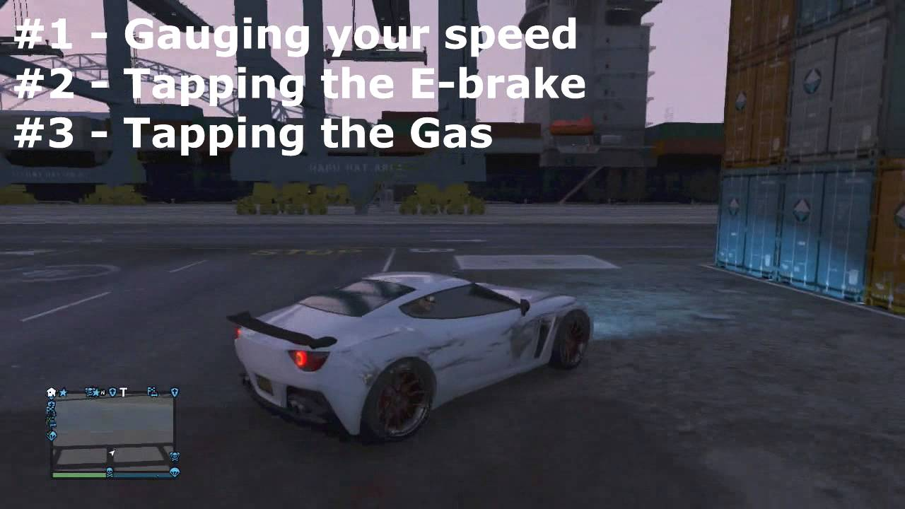 Gta V Online How To Drift Best Drifting Cars Drifting Tips