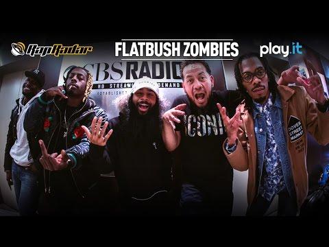 Flatbush Zombies (Full) - Rap Radar