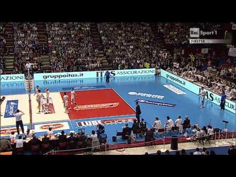 [V-Day 2012] Trento vs Macerata tie-break