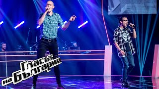 Boil vs Filip - Here without you | Battles | The Voice of Bulgaria 2020