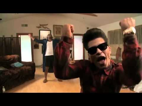 YTP- Bruno Mars Has Been A Very Lazy Naughty Boy