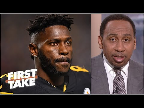 Steelers cant trade Antonio Brown - Stephen A. l First Take
