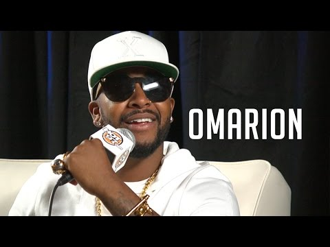 """Omarion Interview From Summer Jam 2015"""