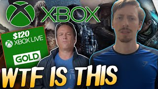 Xbox Just DOUBLED Tнe Price Of Xbox Live Gold - Anti Consumer, Out Of Touch, & Forces Game Pass