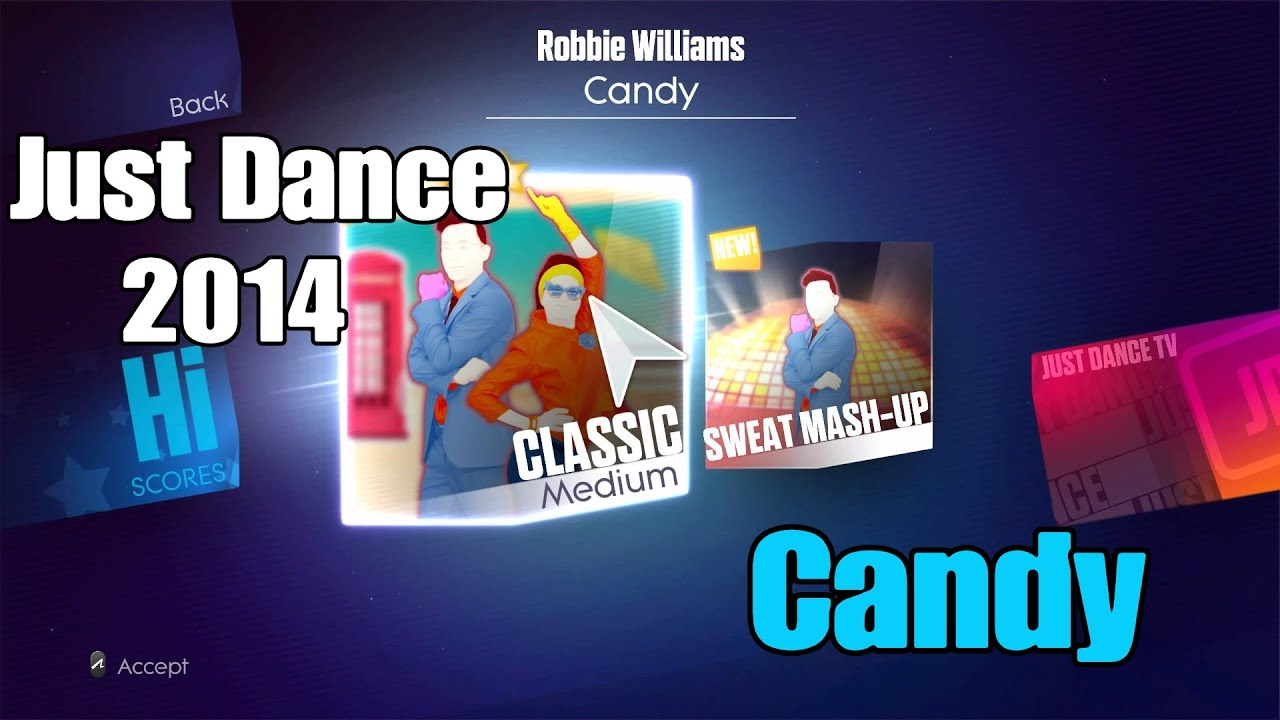 Just Dance 2014 - Candy - 5 Stars