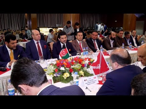 BAZAR: Turkey's Interest In Expanding Trade Relations With Afghanistan