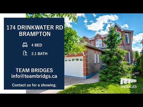 SOLD Drinkwater Rd. | Houses For Sale In Brampton | Team Bridges | Oakville Real Estate