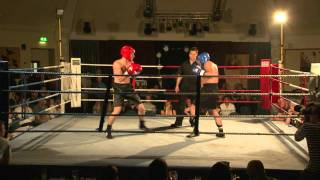 WHITE COLLAR & MASTERS BOXING!! 14-11-10