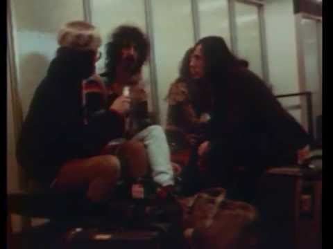 Frank Zappa Interview December 1971 following the infamous Montreux Casino Fire