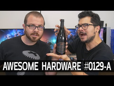 Awesome Hardware #0129-A: Expensive Silicon and the Best EA Memes