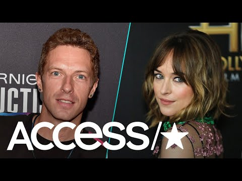 Dakota Johnson & Chris Martin Squash Pregnancy Rumors