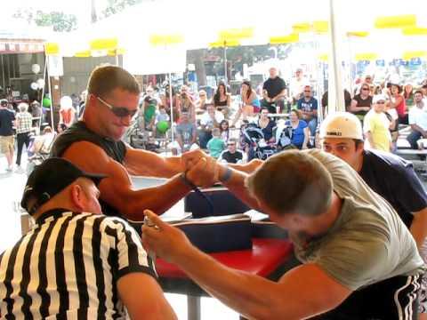 Logan Schuetzle vs. Todd Miller rt hand