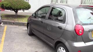 chevrolet spark 2011 sin aire