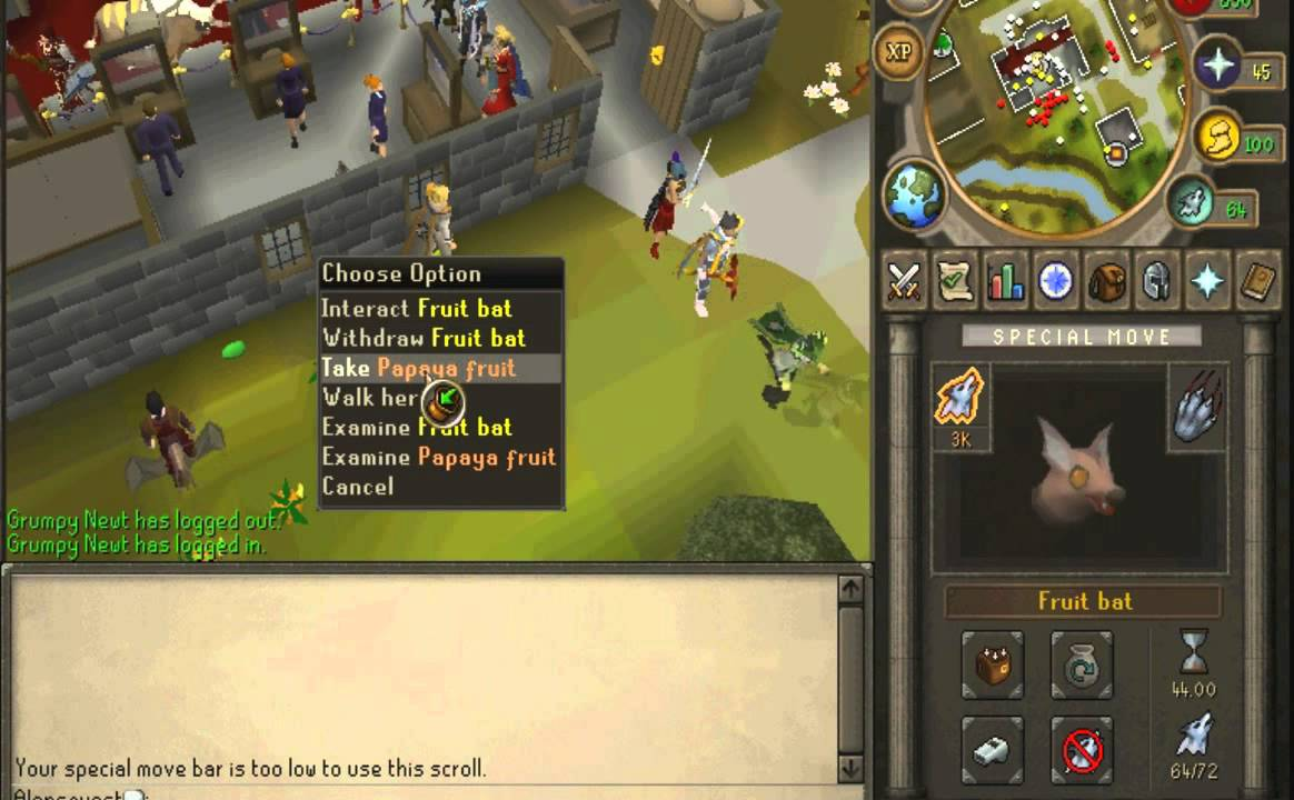 Download Runescape How to make money from summoning! Alansquest's Commentary+ I lost Claws =(