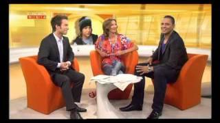 Tom Kaulitz Und Chantelle Paige (2 part) - YouTube