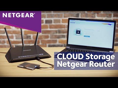 How to Setup ReadyCLOUD Storage on NETGEAR Nighthawk